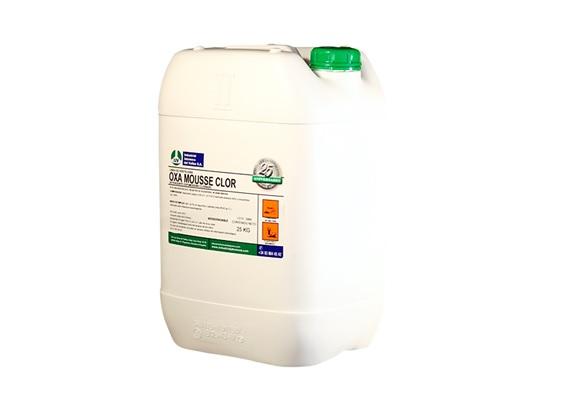 OXA mousse clor 25 Kg